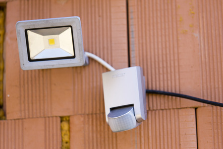 security light installation in Martinsville Indiana